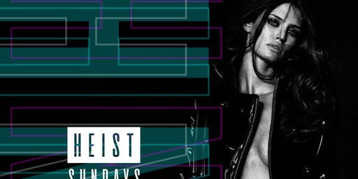 "THE NATION Presents ""HEIST SUNDAYS"""