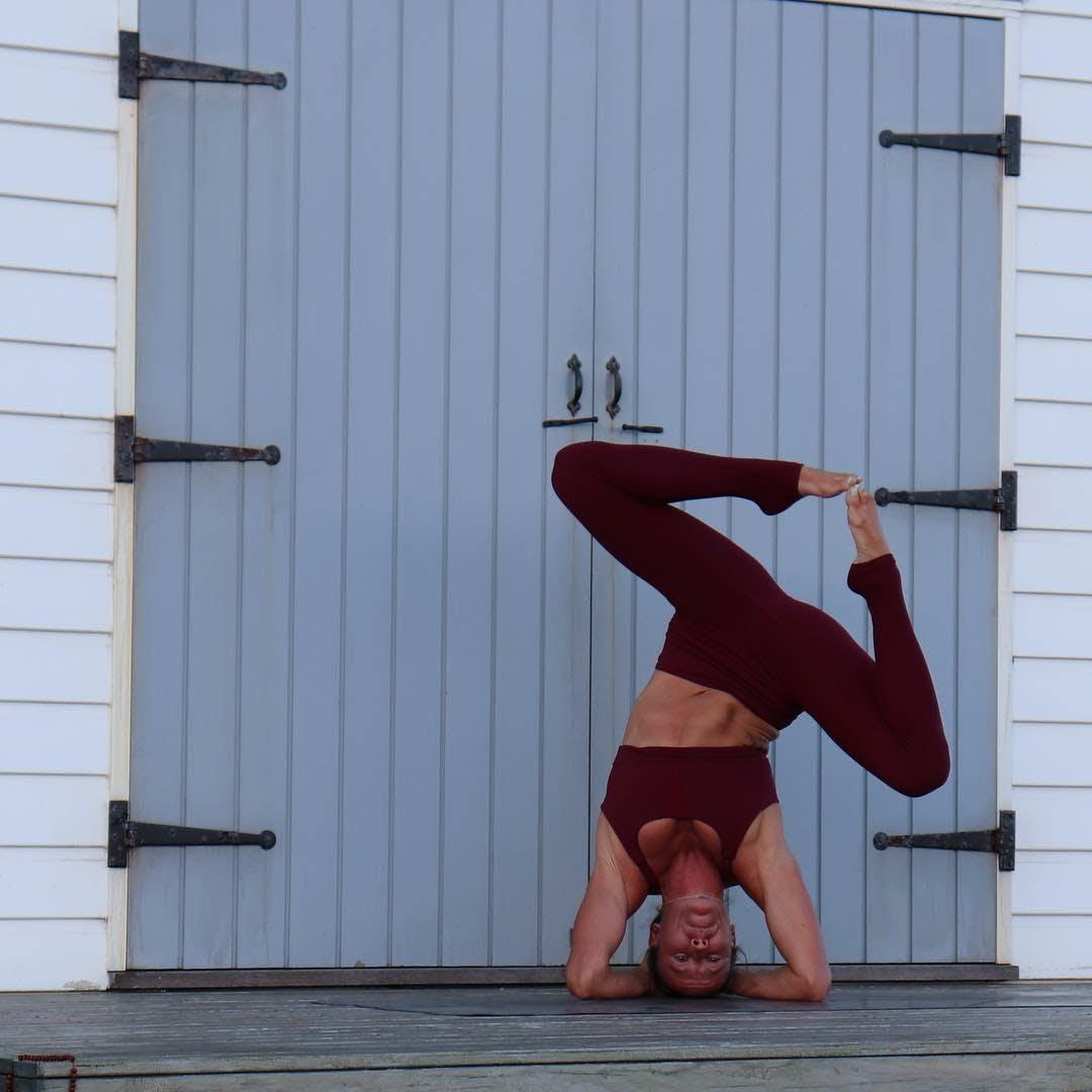 &quotINVERSION CONVERSION&quot Anna Martin Yoga