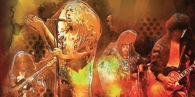 NO QUARTER (Hammer of The Gods Tour)
