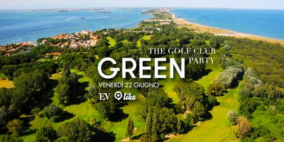 Green - The Golf Club Party