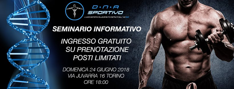 DNA SPORTIVO - La Genetica applicata allo Spo