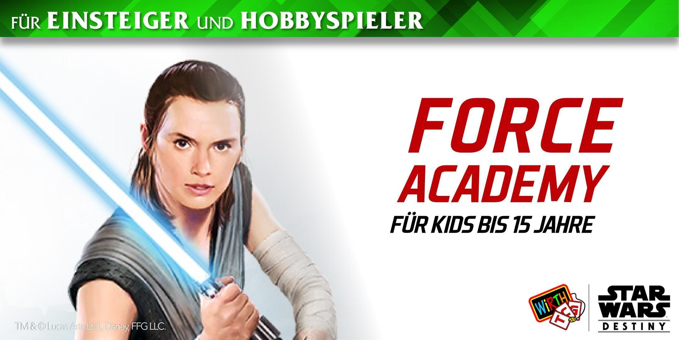 Destiny - Force Academy