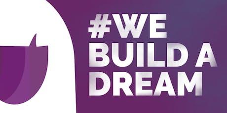 Build a Dream Niagara tickets