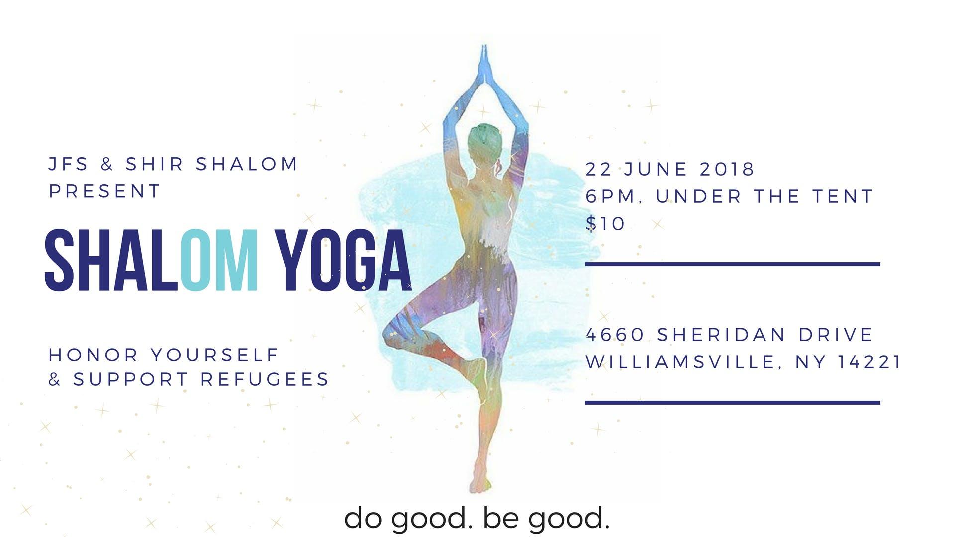 JFS ShalOM Yoga