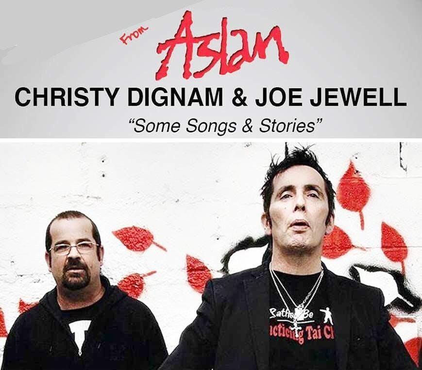 From Aslan - Christy Dignam & Joe Jewell