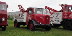 Classic & Vintage Commercial Show 2019 - Vehicle Entry...