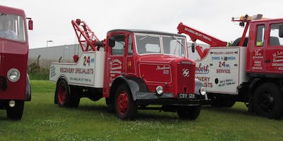 Classic & Vintage Commercial Show Vehicle Entry 2019