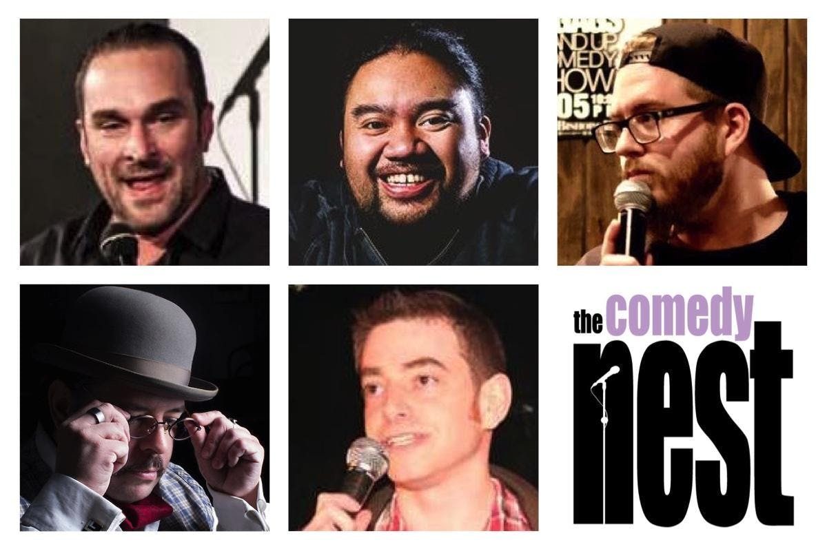 Sunday Funday - June 24th at The Comedy Nest