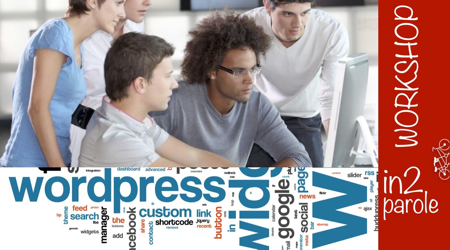 Blog, Sito, LandingPage - Wordpress ti aiuta