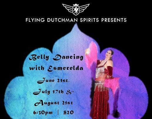 Belly Dancing @ FDS