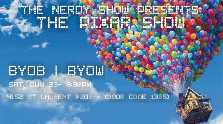 TNS16: The Pixar Show