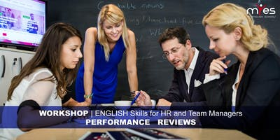 English Skills For HR and Team Managers - PERFORMANCE REVIEWS