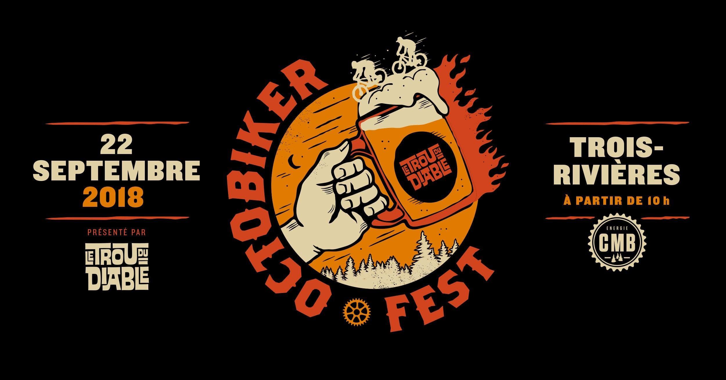 Octobiker Fest 2018 Trois-Rivières