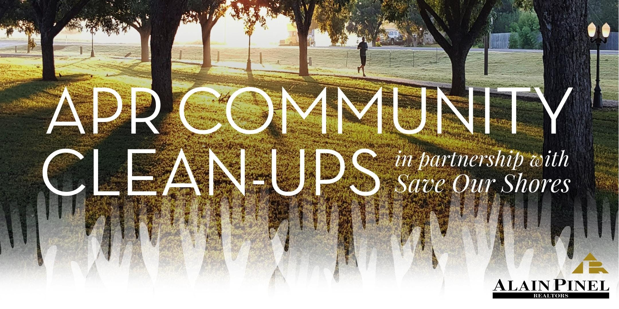 APR Community Clean Up At Hellyer Park