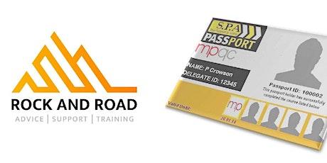MPQC / SPA Quarry Passport - 1 Day Renewal (Lancaster) tickets