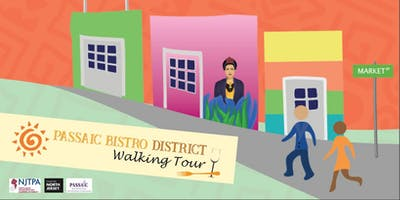 Passaic Bistro District Walking Tour!