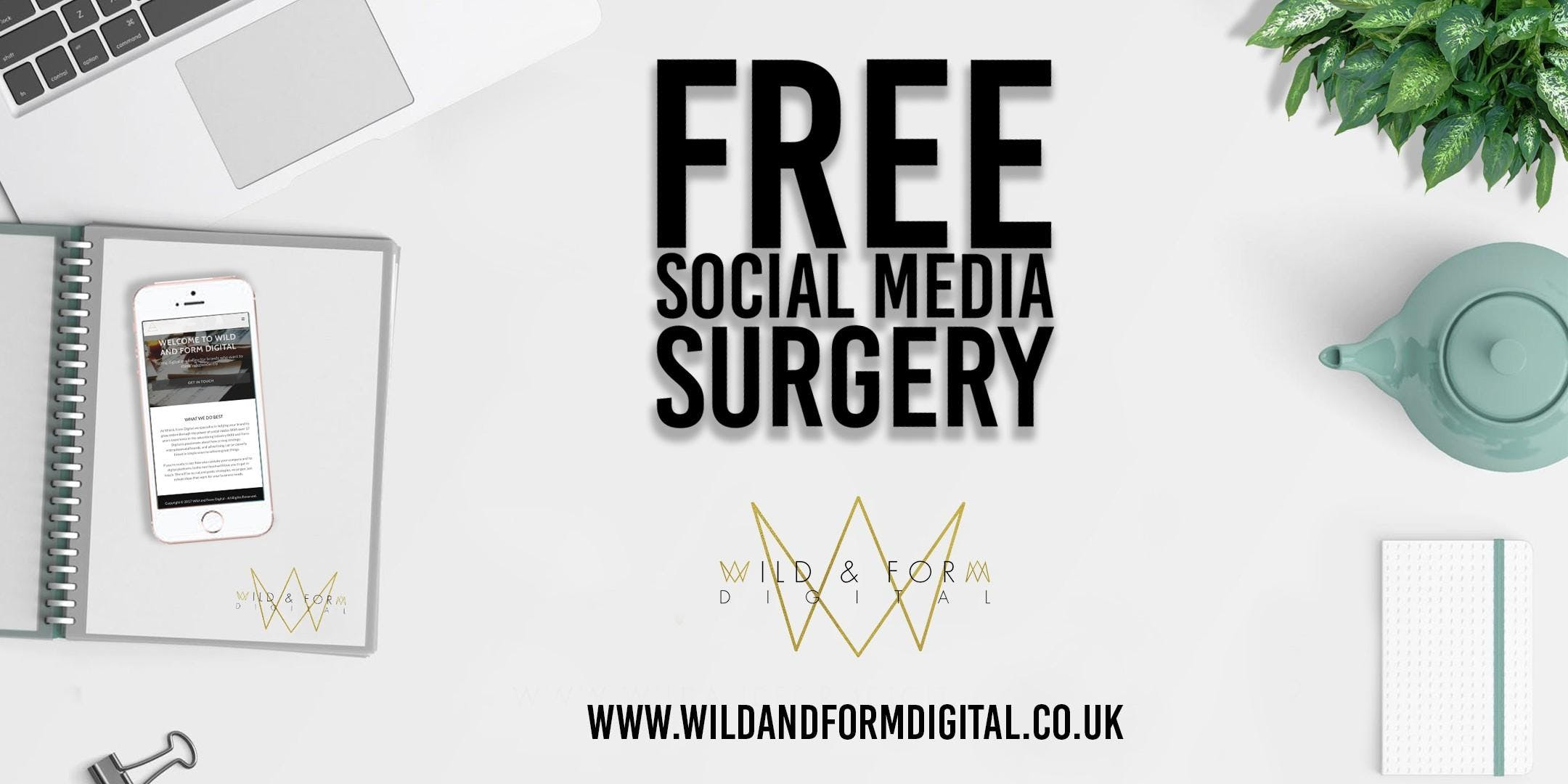 FREE Social Media Surgery for Small Businesse