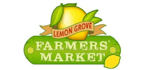 Lemon Grove Certified Farmers Market tickets