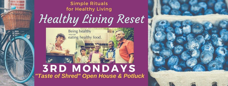 Shred 10 Healthy Living Reset: Open House + P