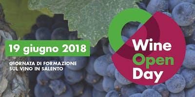 Wine Open Day - Formazione sul vino a Lecce