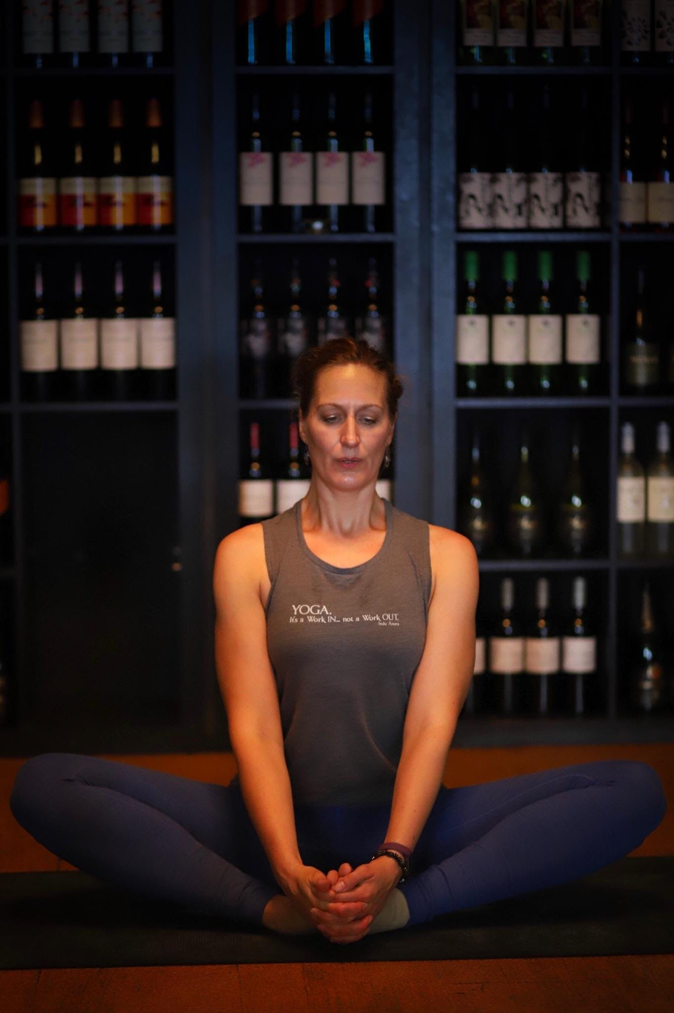 Yoga and Wine*