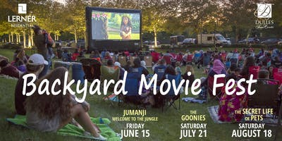 Backyard Movie Fest