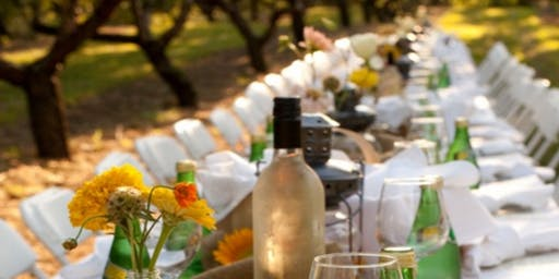 Out by the River: Farm-to-Table Harvest Dinner