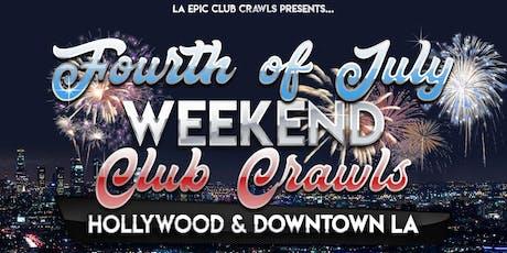 LA Epic Club Crawls Events | Eventbrite