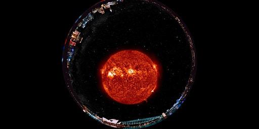 Planetarium VidLaser Pink Floyd, Gorillaz, Radiohead+Free Astronomy Shows