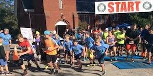 The Ninth Annual Schomberg Country Run