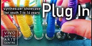 Plug In: synthesizer showcase for youth