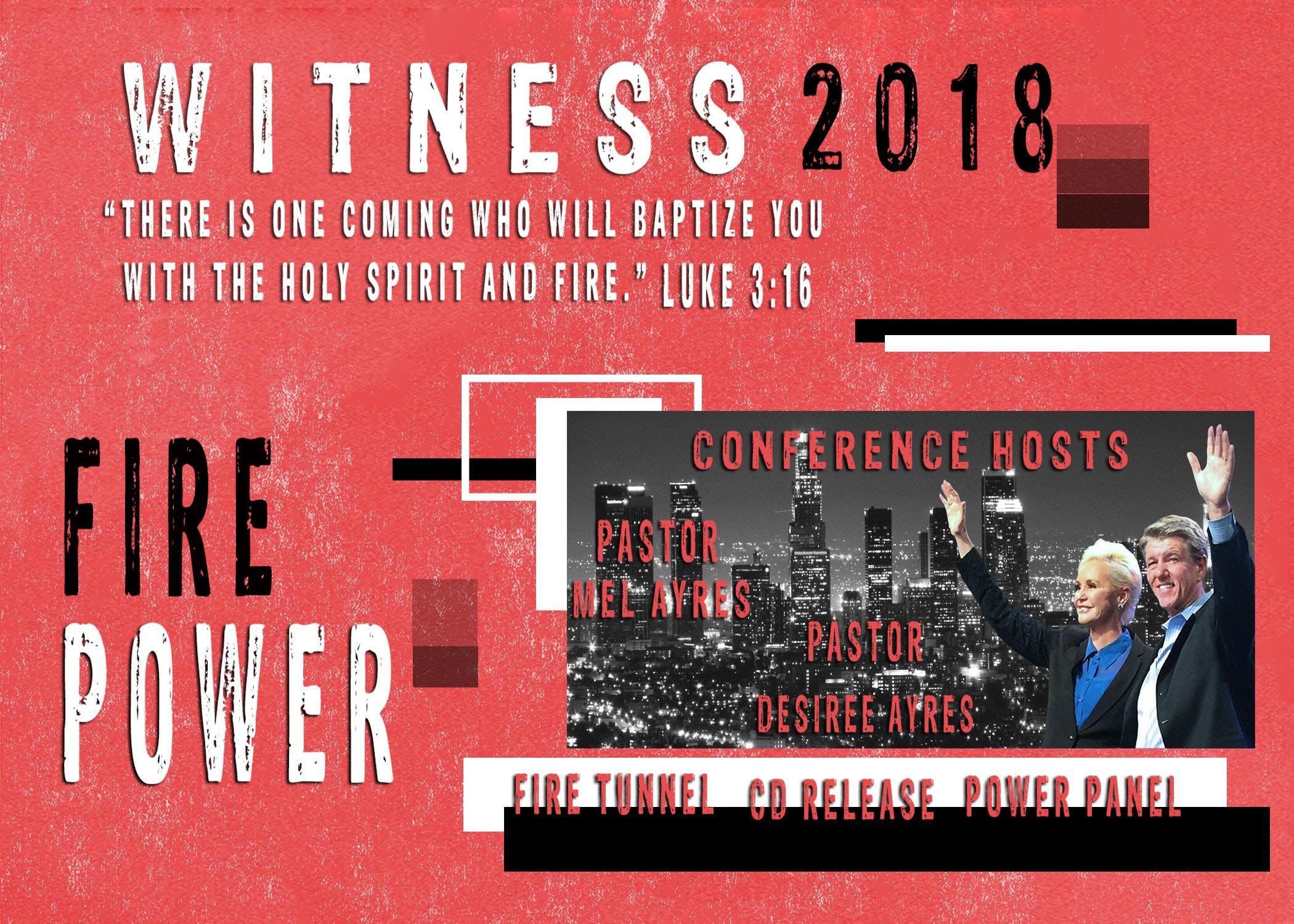 Witness 2018