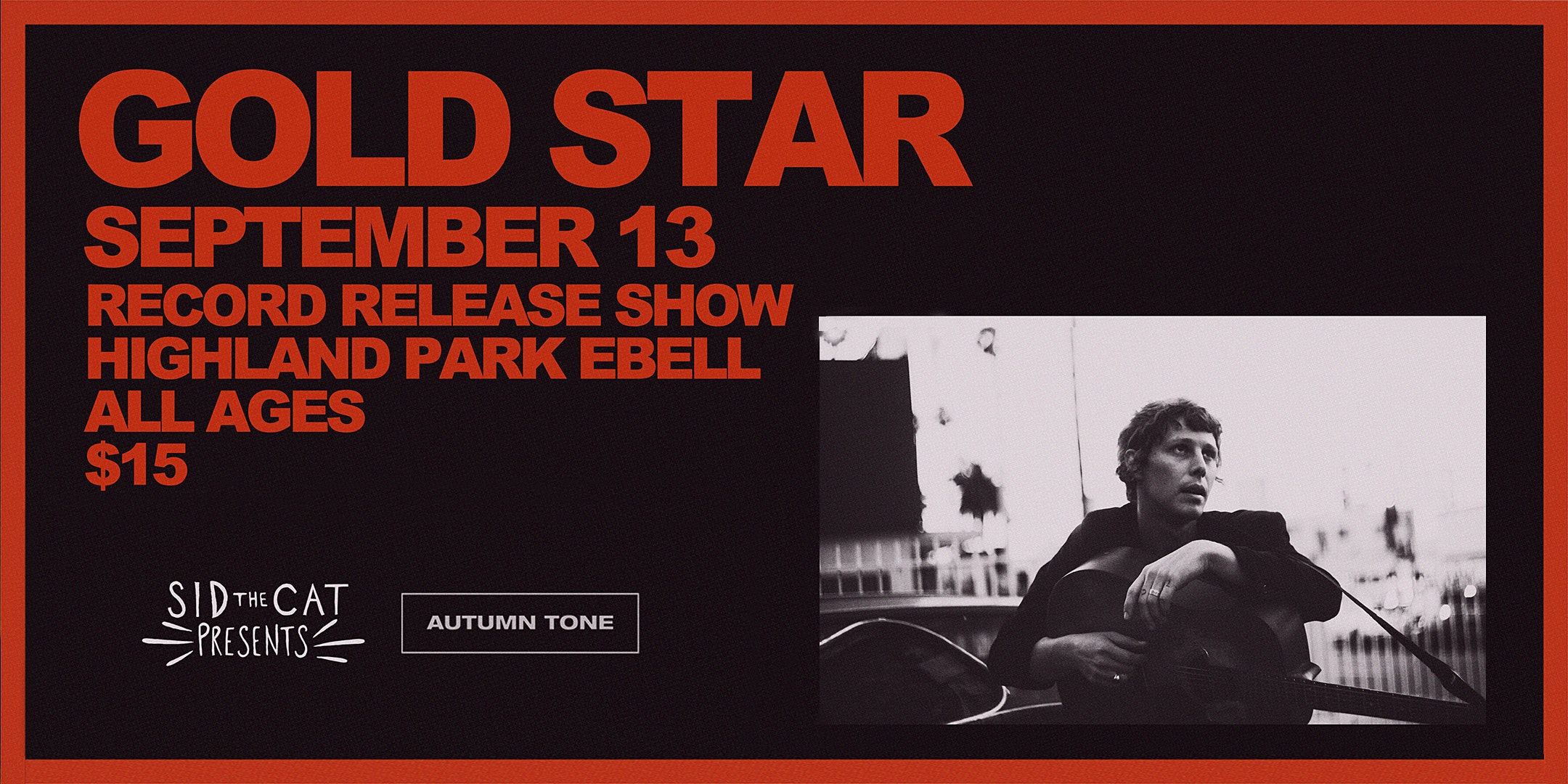 Gold Star - Record Release Show