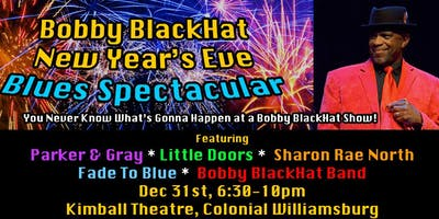Bobby BlackHat New Year\