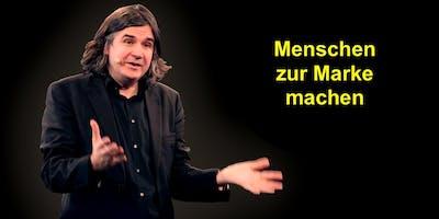 Menschen zur Marke machen - Hermann Scherer