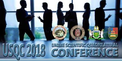 USQC 2018 - UniME Scientific Quadrilateral Conference