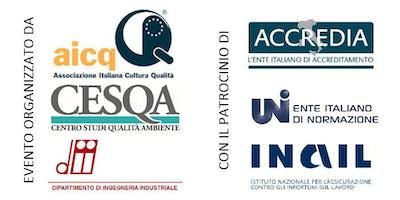 La nuova norma UNI ISO 45001: Cosa cambia nella certificazione dei sistemi di gestione per la salute e sicurezza sul lavoro