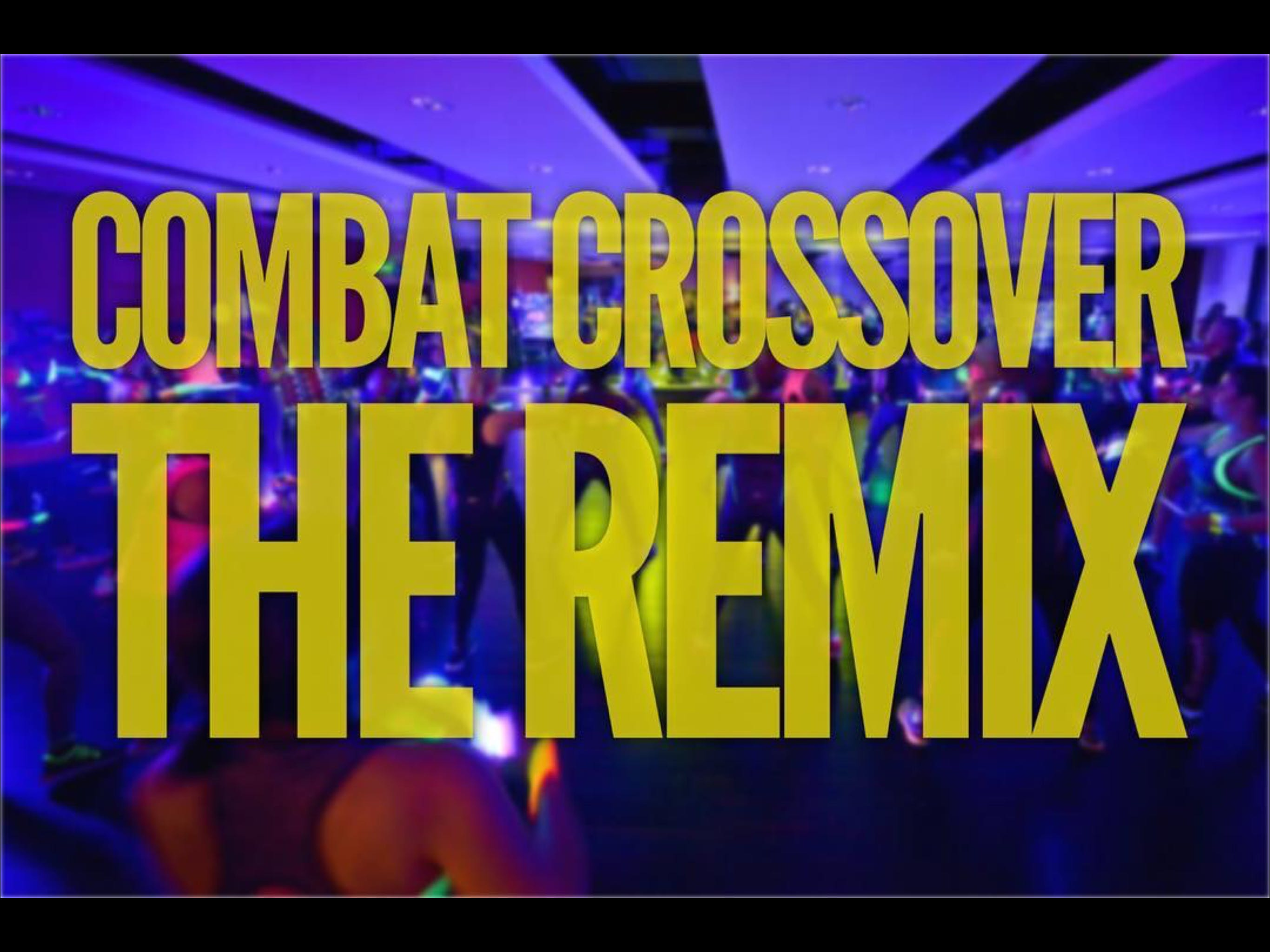 Combat Crossover The Remix