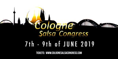 Cologne Salsa Congress 2019