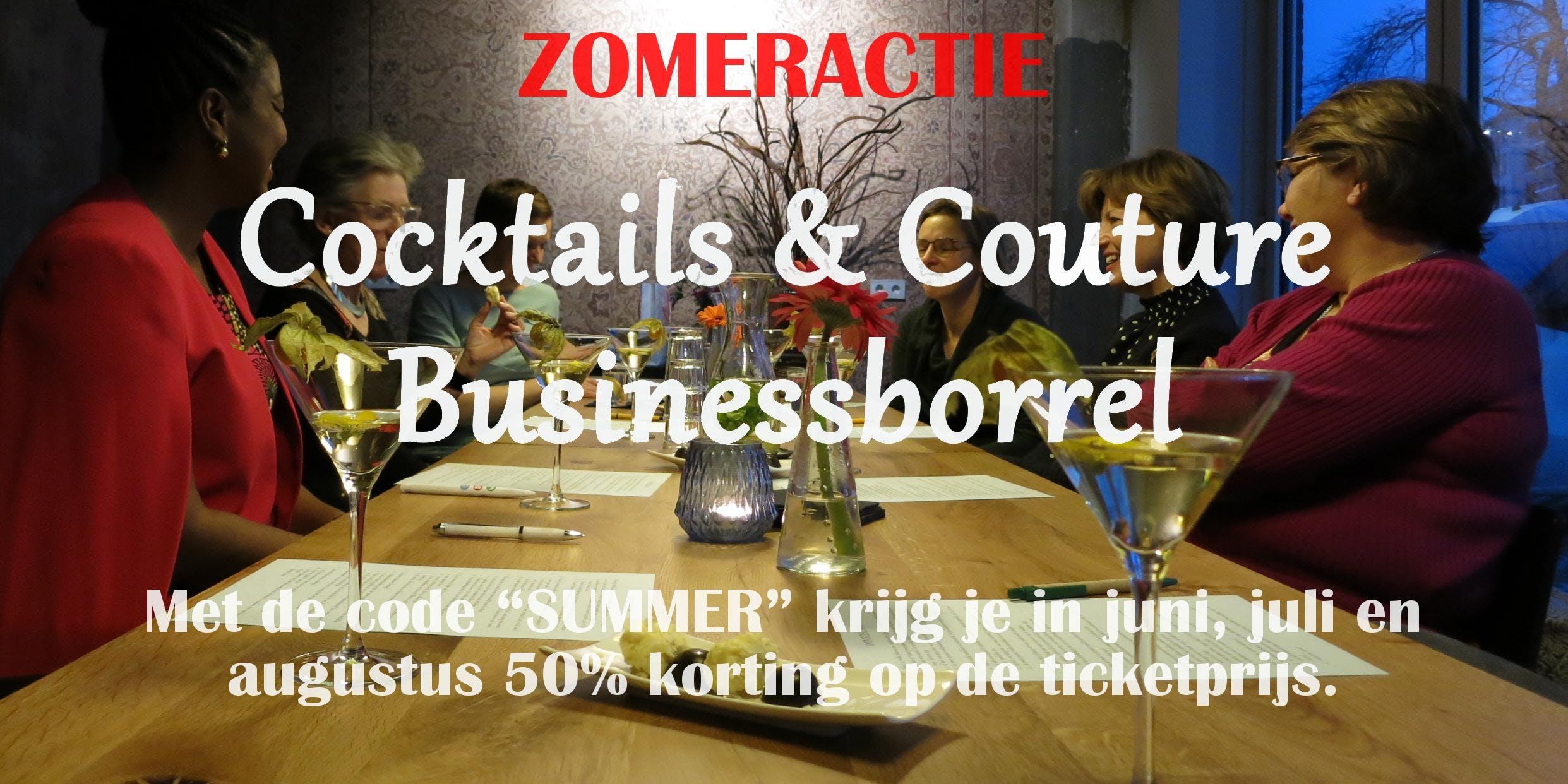Cocktails & Couture Businessborrel
