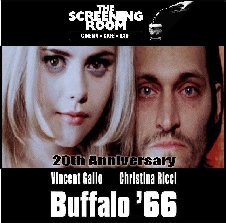 Buffalo 66- 20th Anniversary Screening plus Q