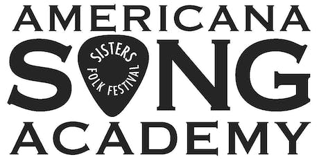 Americana Song Academy 2019 tickets