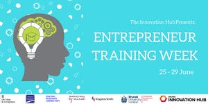 Brunel Entrepreneur Training Week