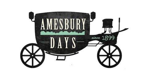 2019 Amesbury Days Scavenger Hunt  tickets