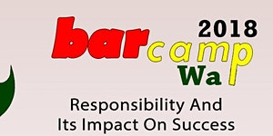 Barcamp Wa 2018