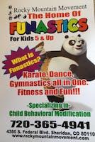 FUNASTICS for Kids (Karate/Gymnastics/Dance)