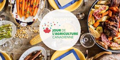 Jour de L'agriculture canadienne 2019 à Ottawa