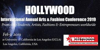 Hollywood International Arts & Fashion Conference 2019