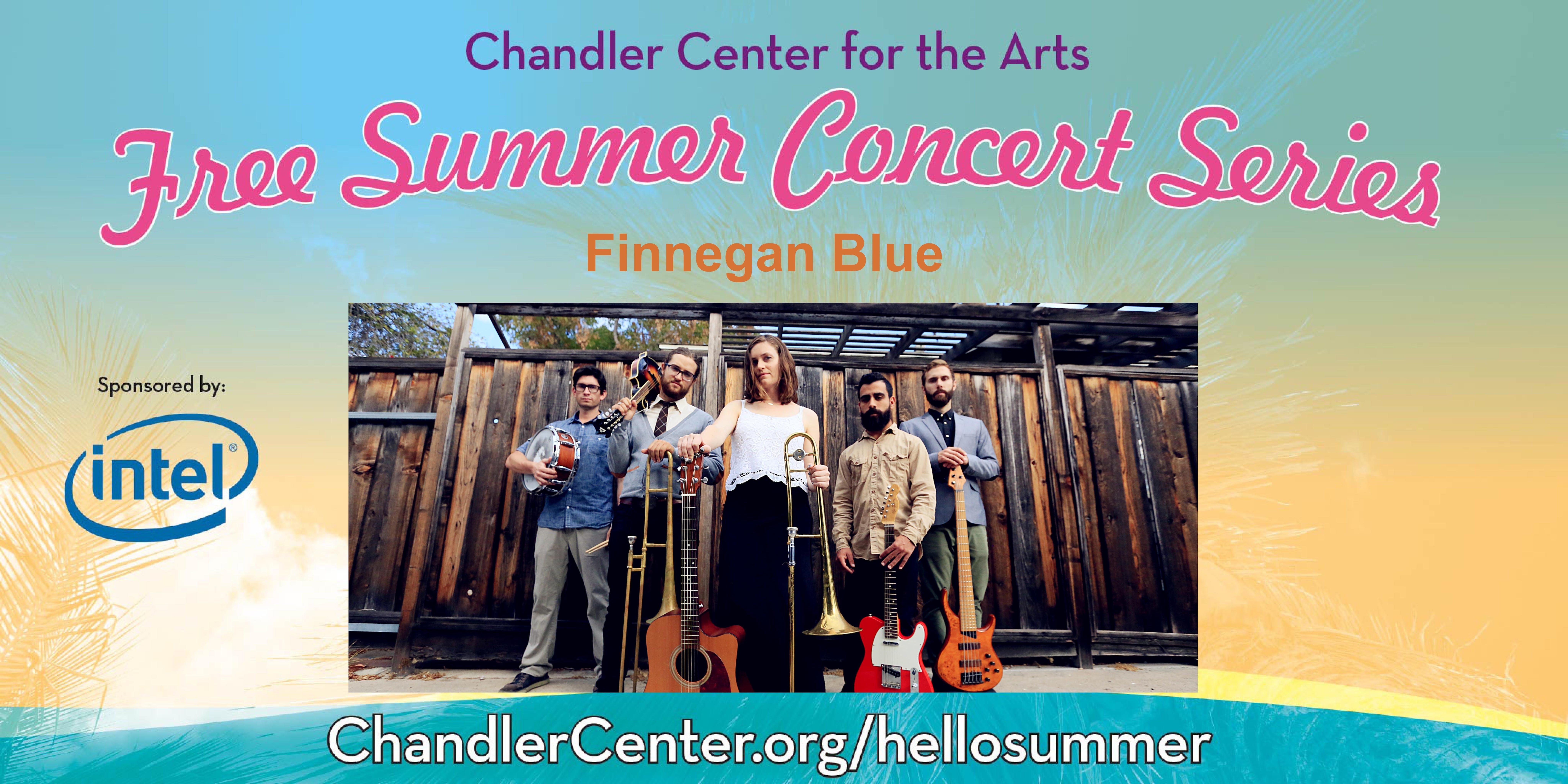 Free Summer Concert Series - Finnegan Blue