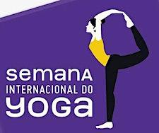 Semana Internacional do Yoga  logo